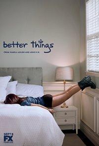 Poster da série Better Things (2016)