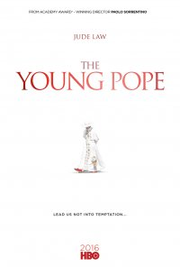 Poster da série The Young Pope (2016)