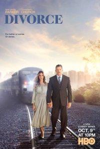 Poster da série Divorce (2016)