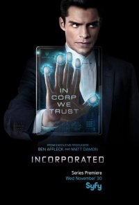 Poster da série Incorporated (2016)