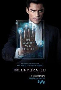 Poster da série Incorporated (2016)