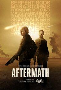 Poster da série Aftermath (2016)
