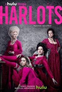 Poster da série Harlots (2017)