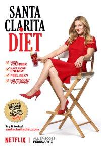 Poster da série Santa Clarita Diet (2017)
