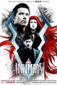 Poster da série Marvel's Inhumans (2017)