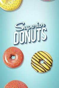 Poster da série Superior Donuts (2017)