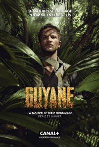 Poster da série Ouro / Guyane (2017)