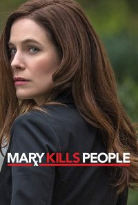 Poster da série Mary Kills People (2017)