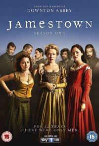 Poster da série Jamestown (2017)