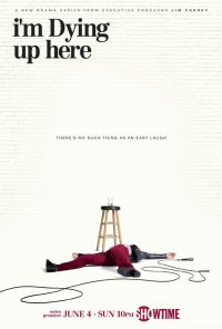 Poster da série I'm Dying Up Here (2017)