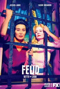 Poster da série Feud: Bette and Joan / Feud (2017)