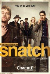 Poster da série Snatch (2017)