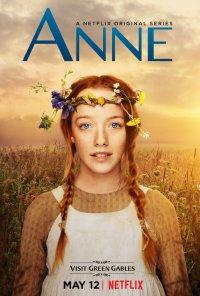 Poster da série Anne (2017)