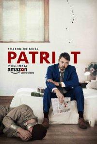 Poster da série Patriot (2015)