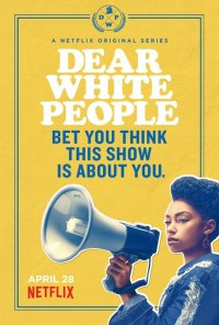 Poster da série Dear White People (2017)