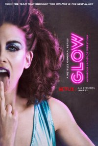 Poster da série GLOW (2017)