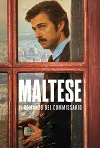 Poster da série Maltese - Il Romanzo del Commissario (2017)