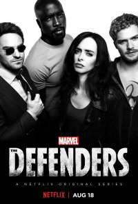 Poster da série Marvel's The Defenders (2017)