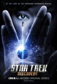 Poster da série Star Trek: Discovery (2017)