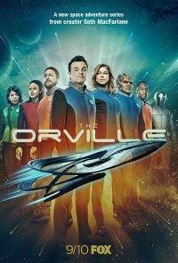 Poster da série The Orville (2017)