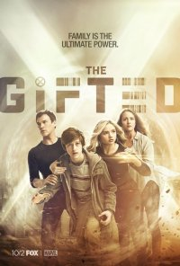 Poster da série The Gifted (2017)