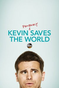 Poster da série Kevin (Probably) Saves the World (2017)