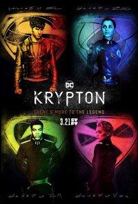 Poster da série Krypton (2018)
