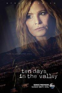 Poster da série Ten Days in the Valley (2017)