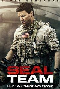 Poster da série Seal Team (2017)