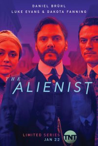 Poster da série The Alienist (2018)