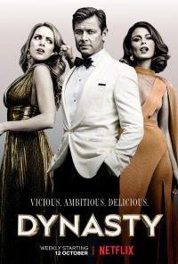 Poster da série Dinastia / Dynasty (2017)
