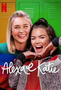 Poster da série Alexa & Katie (2018)