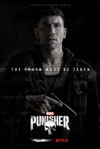 Poster da série O Justiceiro / Marvel's The Punisher (2017)