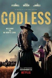 Poster da série Sem Deus / Godless (2017)