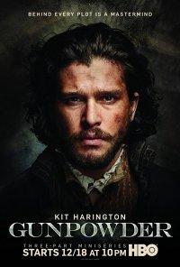 Poster da série Gunpowder (2017)