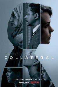 Poster da série Collateral (2018)