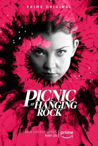 Poster da série Piquenique em Hanging Rock / Picnic at Hanging Rock (2018)