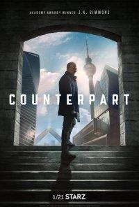 Poster da série Counterpart (2018)