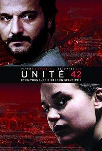 Poster da série Unidade 42 / Unité 42 (2017)