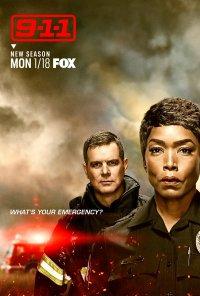 Poster da série 9-1-1 (2018)