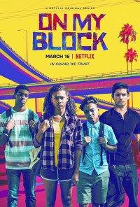 Poster da série No Meu Bairro / On My Block (2018)