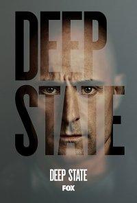 Poster da série Deep State (2018)