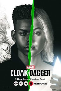 Poster da série Marvel's Cloak & Dagger (2018)