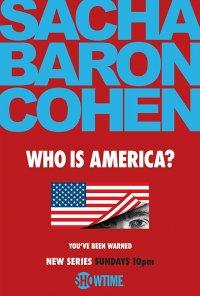 Poster da série Who Is America? (2018)