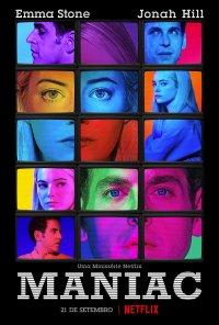 Poster da série Maniac (2018)