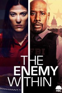 Poster da série The Enemy Within (2019)