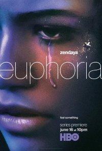 Poster da série Euphoria (2019)
