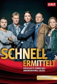 Poster da série Intuição Criminal / Schnell ermittelt (2009)
