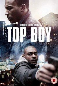 Poster da série Top Boy (2011)