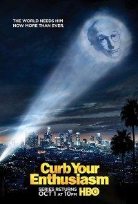Poster da série Calma, Larry! / Curb Your Enthusiasm (2000)